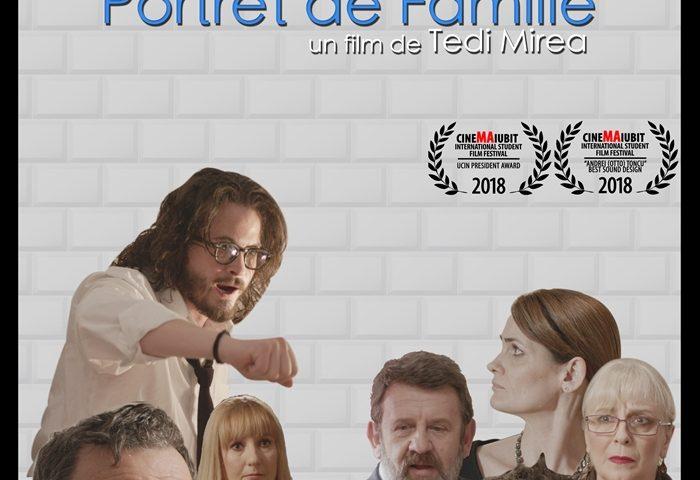 Poster Portret de Familie