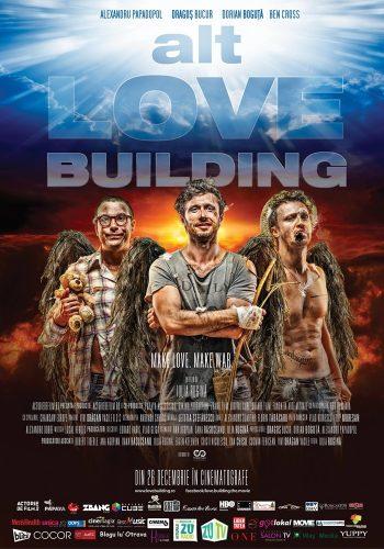 Alt Love Building - Poster