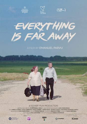 Everything is far away